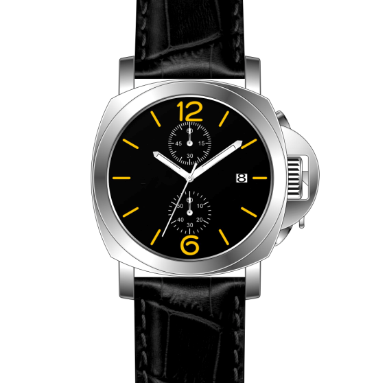GCS13018 Steel Watch